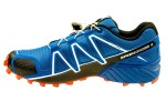 Кроссовки SALOMON SPEEDCROSS 4 Blue Yonde/BK/Lav